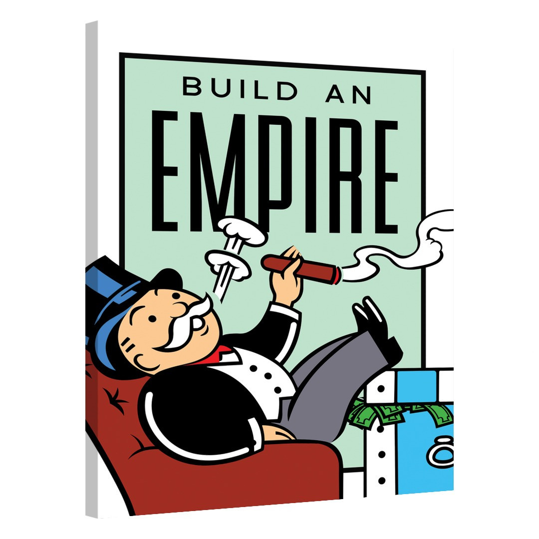 Build An Empire · Monopoly Edition_BAEM406_0