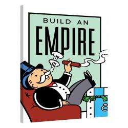 Build An Empire · Monopoly Edition