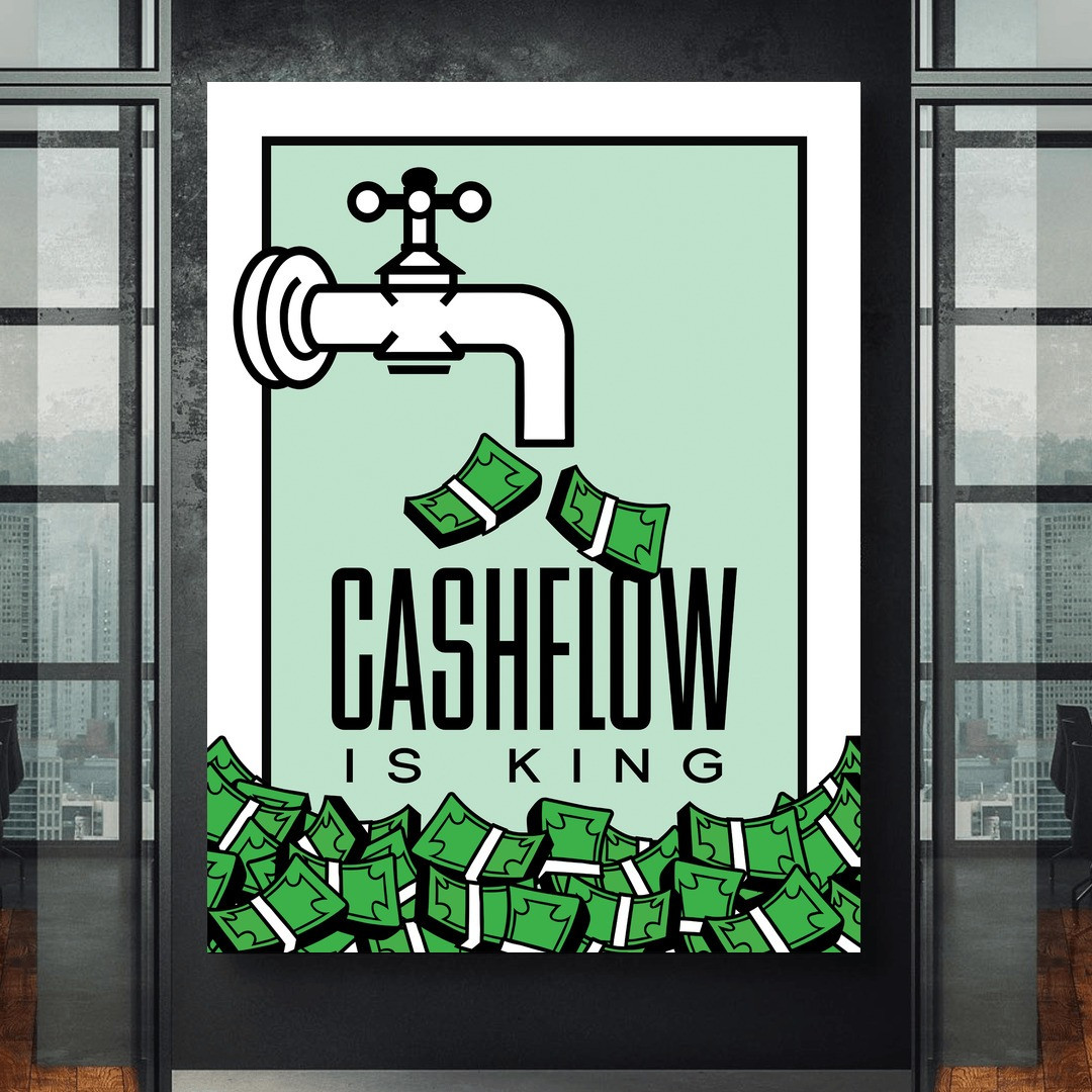 Cashflow is King · Monopoly Edition_CSHK408_1