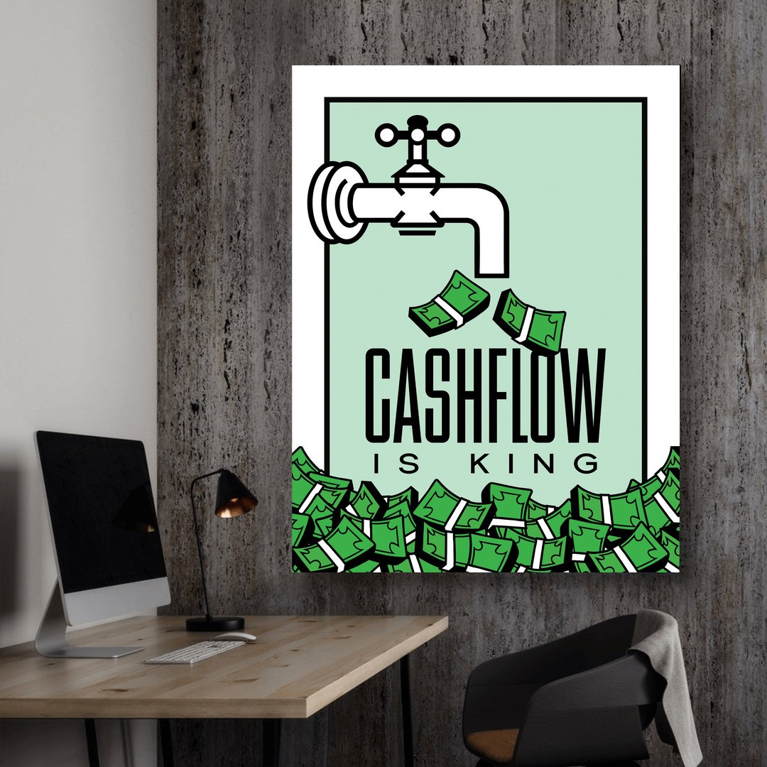 Cashflow is King · Monopoly Edition_CSHK408_2