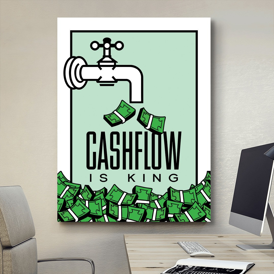 Cashflow is King · Monopoly Edition_CSHK408_3