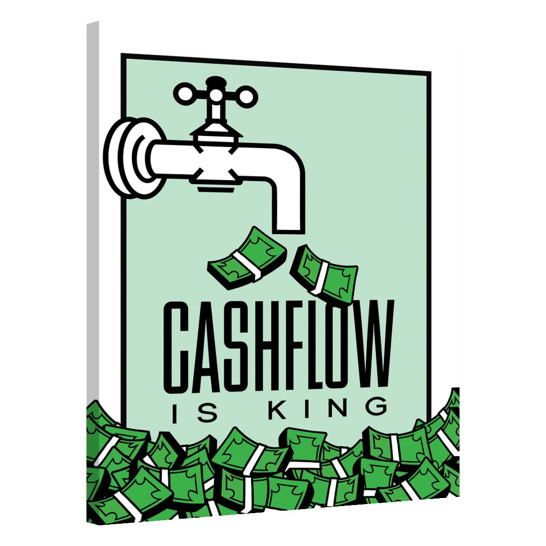 Cashflow is King · Monopoly Edition_CSHK408_0