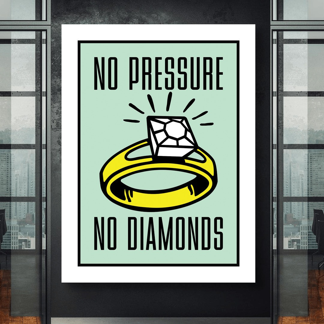Pressure Makes Diamonds · Monopoly Edition_PMD409_1