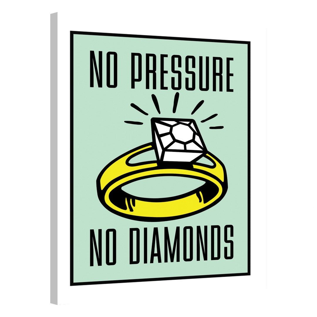 Pressure Makes Diamonds · Monopoly Edition_PMD409_0