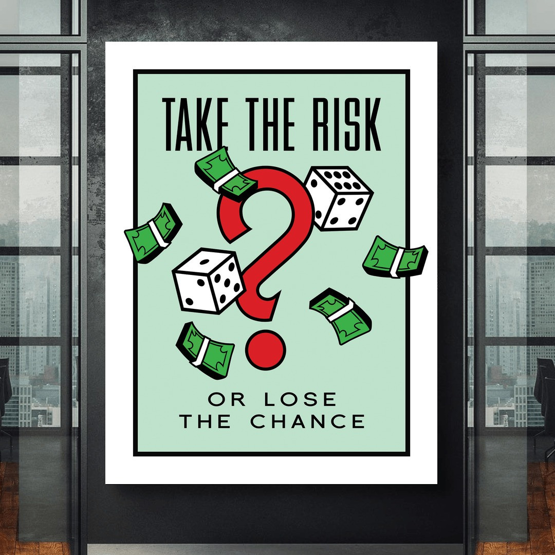 Take The Risk · Monopoly Edition_TTR410_1