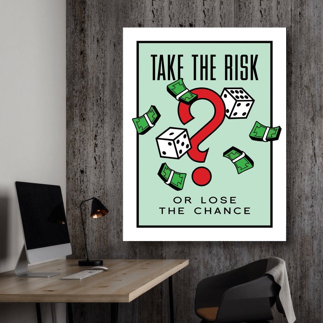 Take The Risk · Monopoly Edition_TTR410_2
