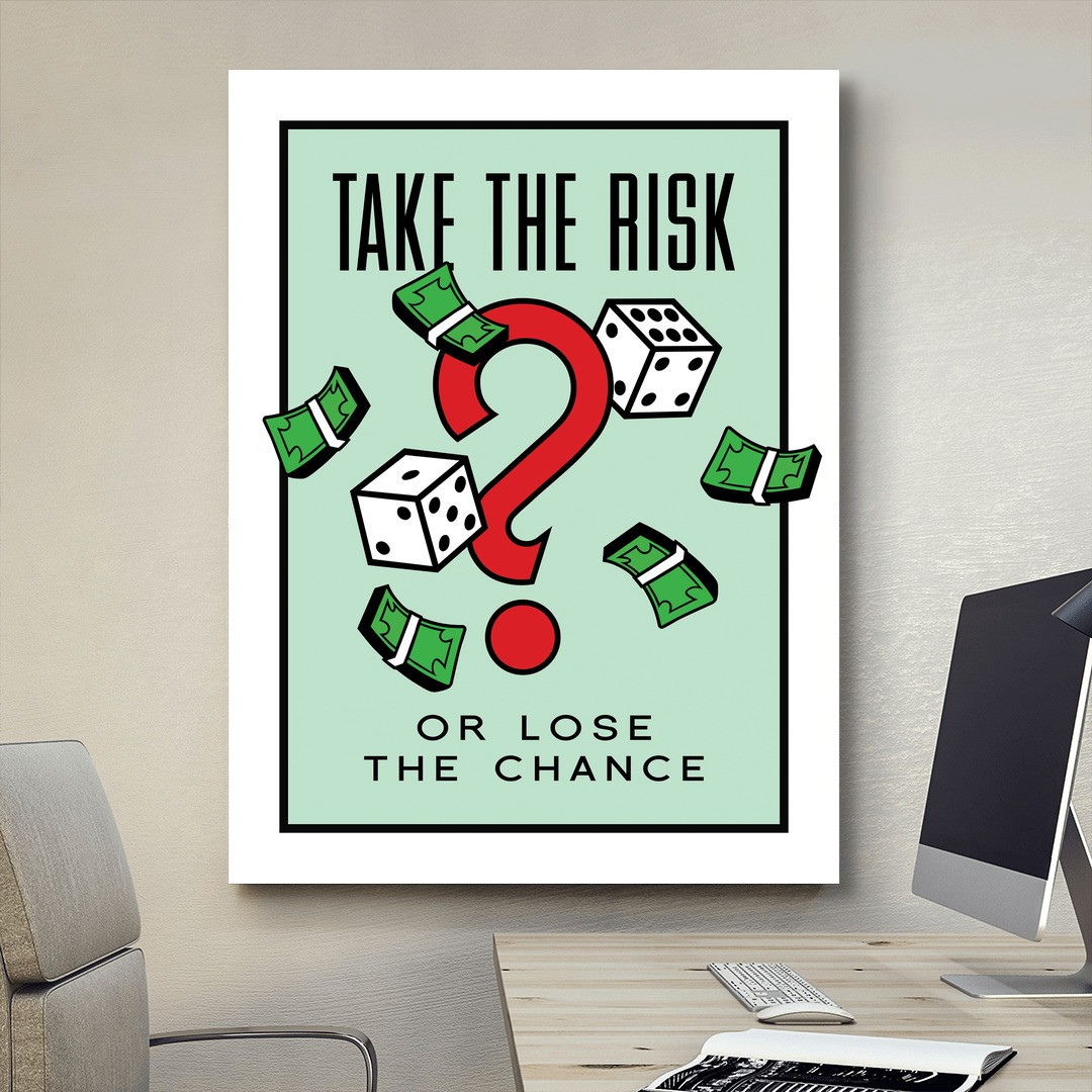 Take The Risk · Monopoly Edition_TTR410_3