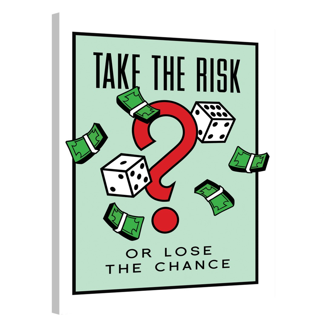 Take The Risk · Monopoly Edition_TTR410_0