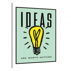 Ideas vs Execution · Monopoly Edition