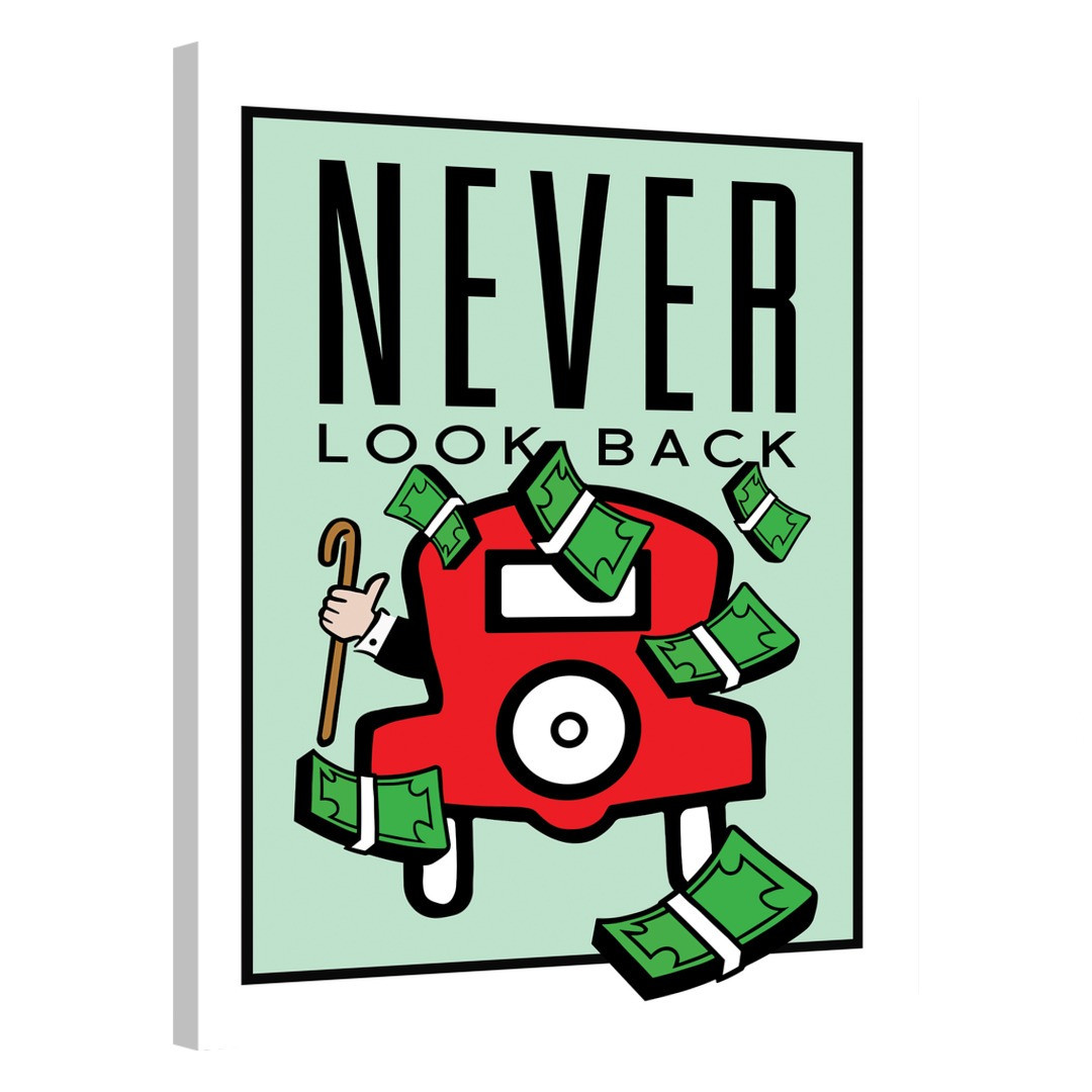 Never Look Back · Monopoly Edition_NLB414_0