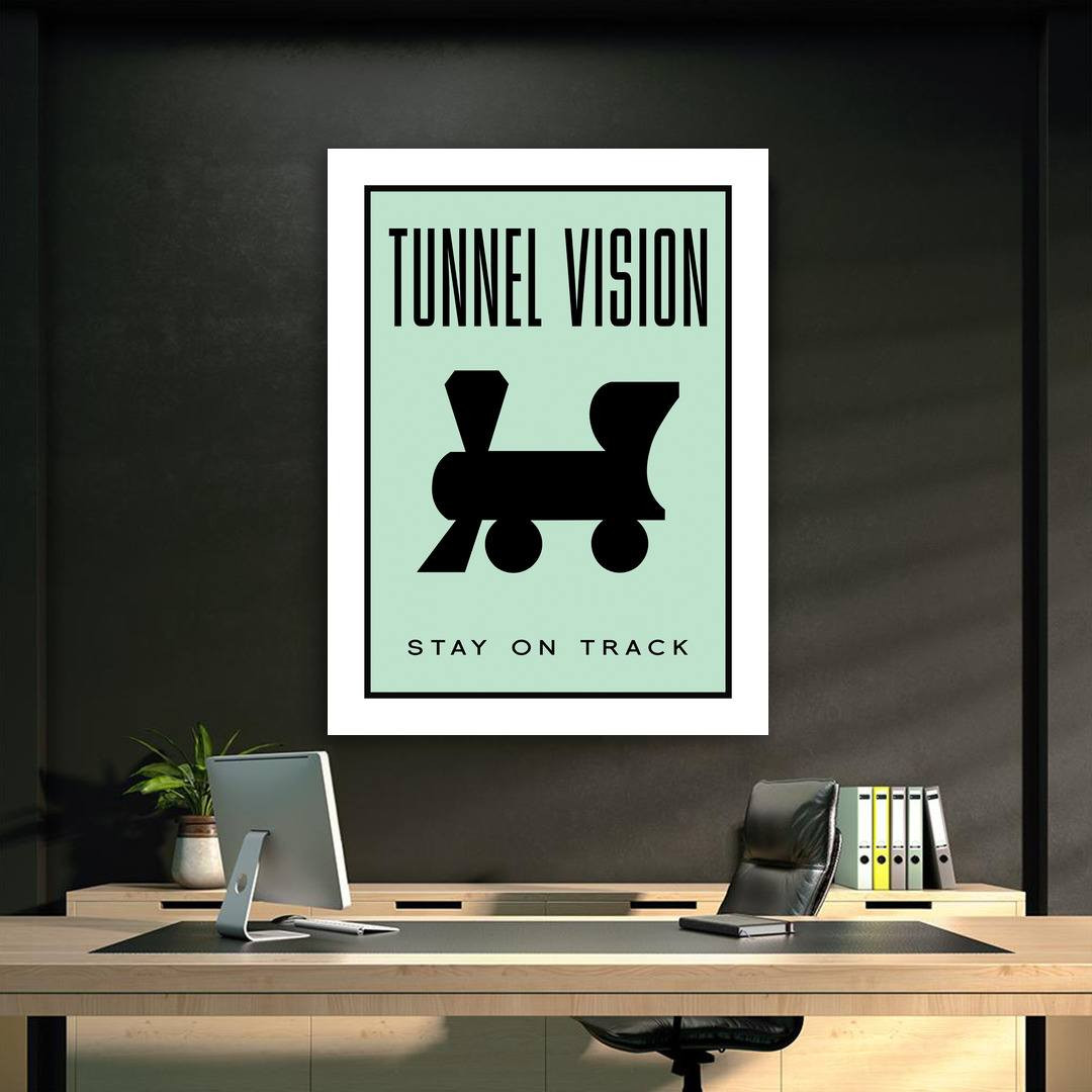 Tunnel Vision · Monopoly Edition_TVM415_5