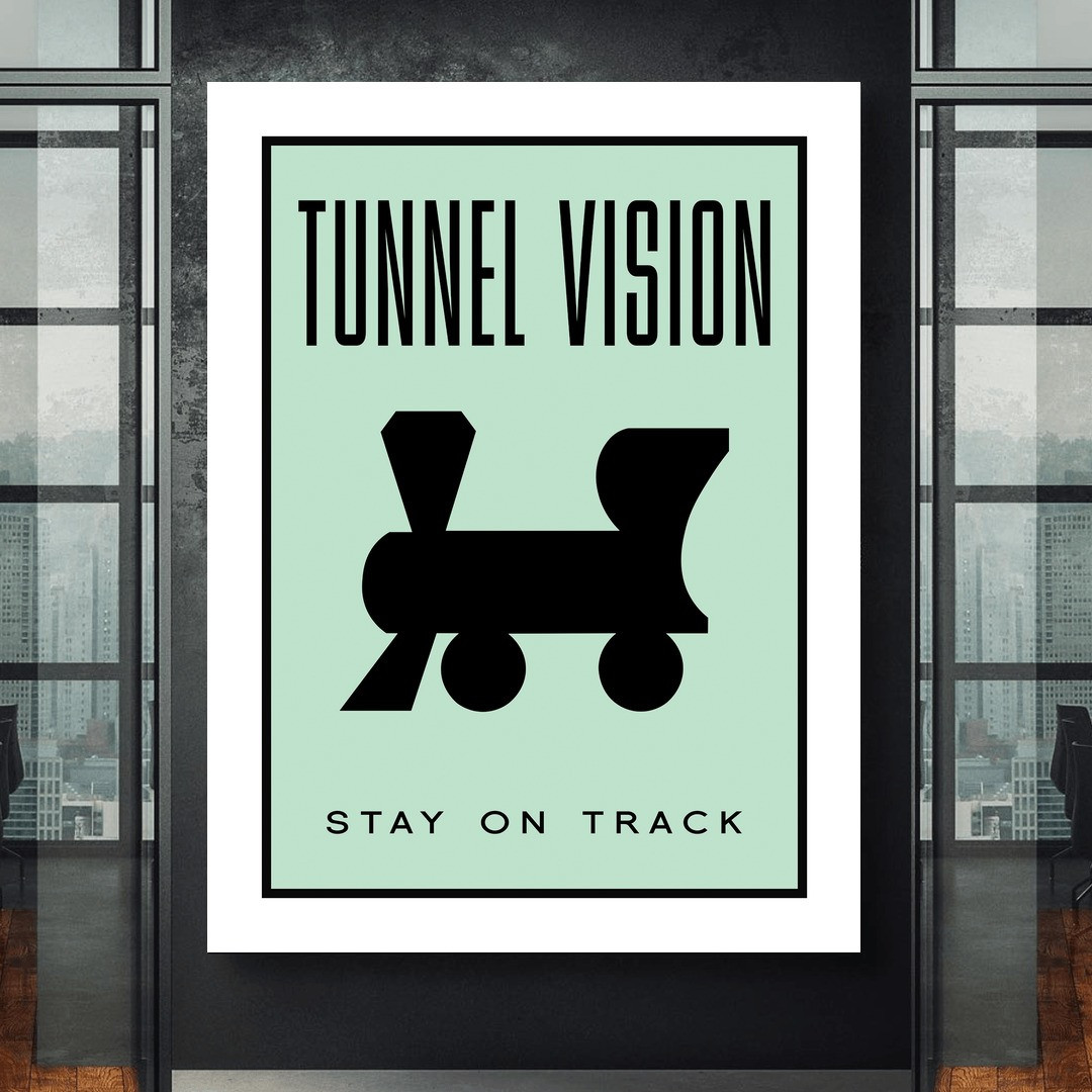 Tunnel Vision · Monopoly Edition_TVM415_1