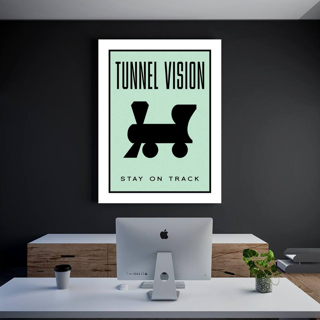 Tunnel Vision · Monopoly Edition_TVM415_2