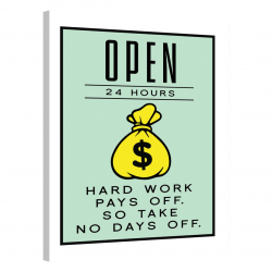 Open 24H · Monopoly Edition