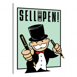 Sell Me This Pen · Monopoly Edition