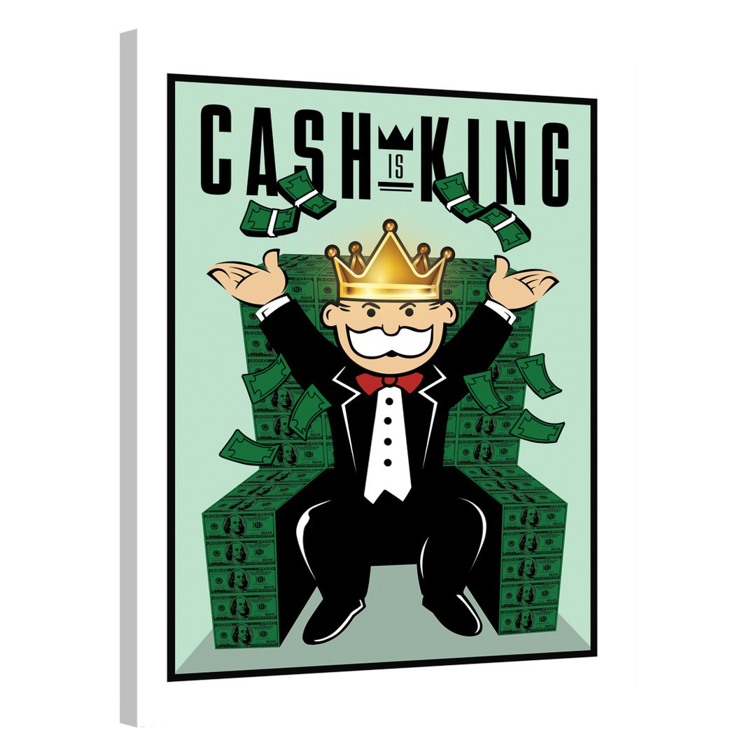 Cash is King · Monopoly Edition_CIK420_0