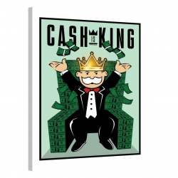 Cash is King · Monopoly Edition