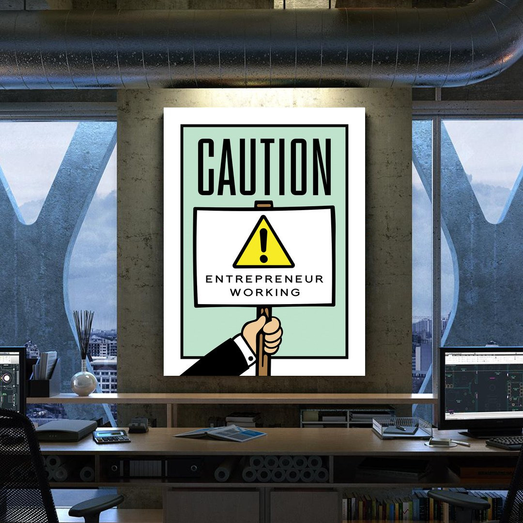 Caution · Monopoly Edition_CTN421_4