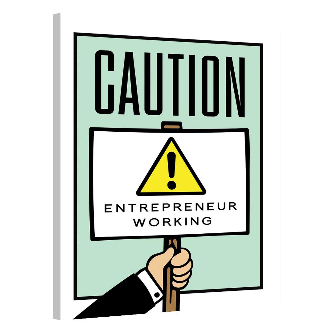 Caution · Monopoly Edition_CTN421_0