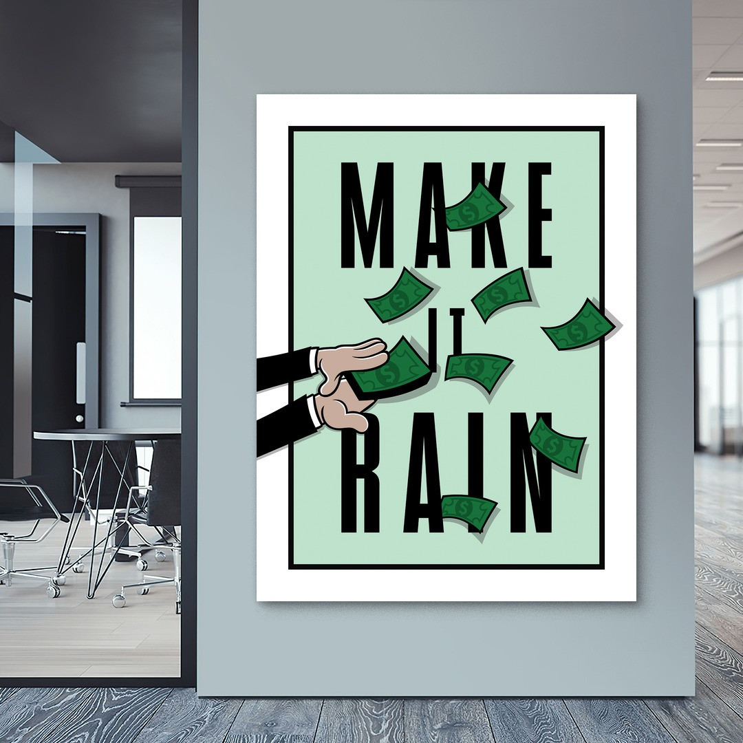 Make It Rain · Monopoly Edition_MIR422_1