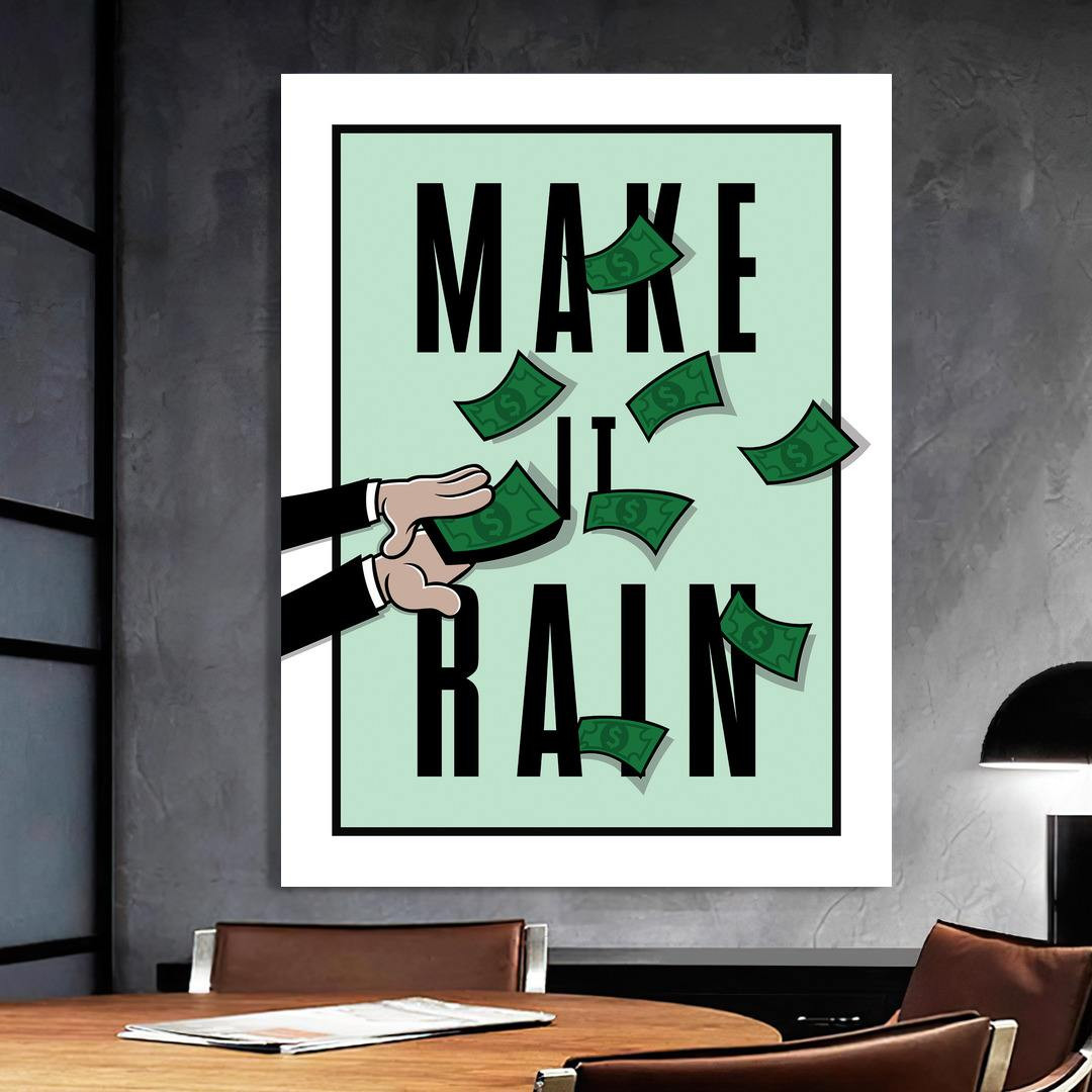Make It Rain · Monopoly Edition_MIR422_2
