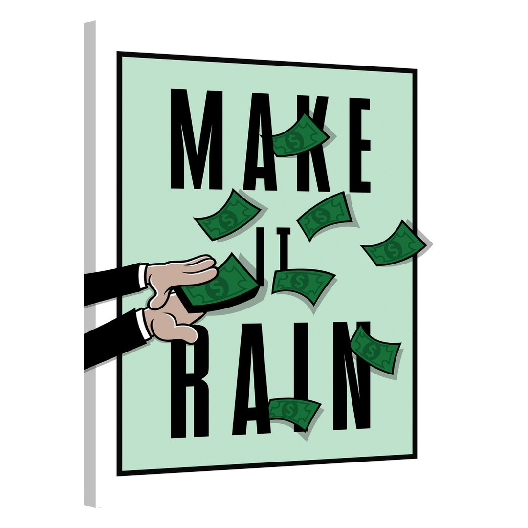 Make It Rain · Monopoly Edition_MIR422_0