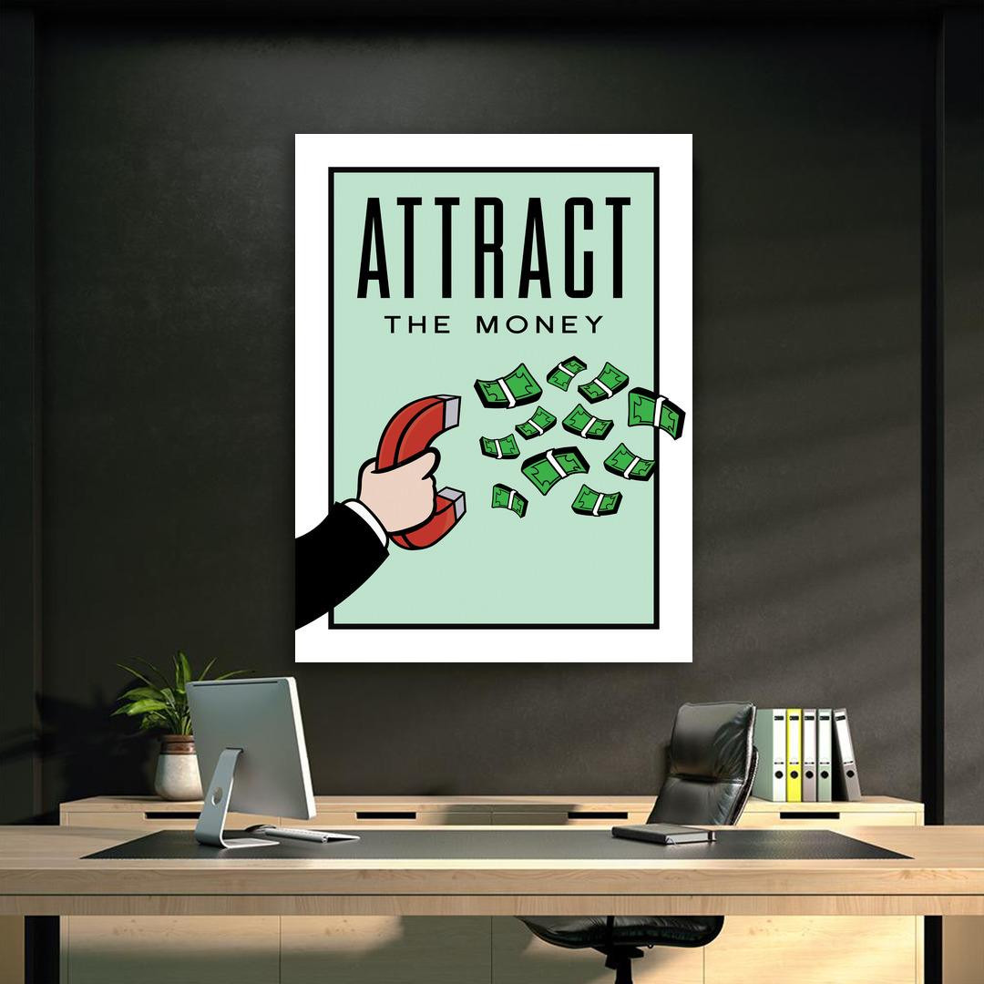 Attract the Money · Monopoly Edition_ATM423_3