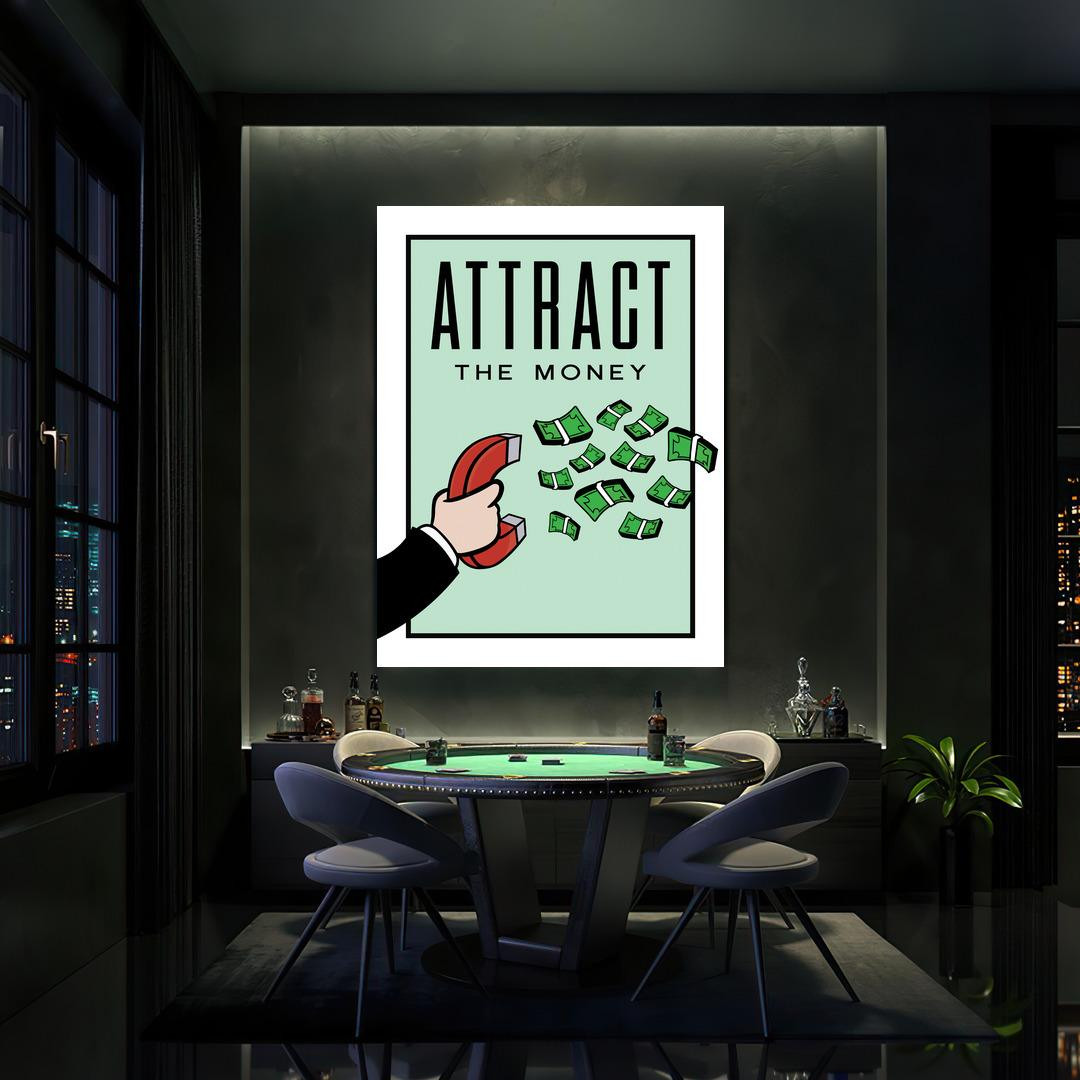 Attract the Money · Monopoly Edition_ATM423_5