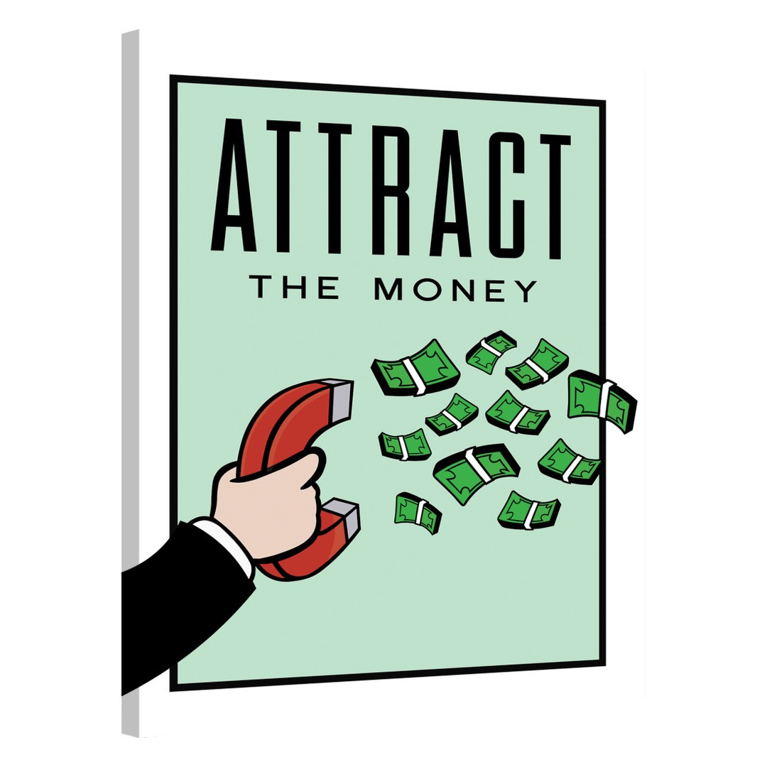 Attract the Money · Monopoly Edition_ATM423_0