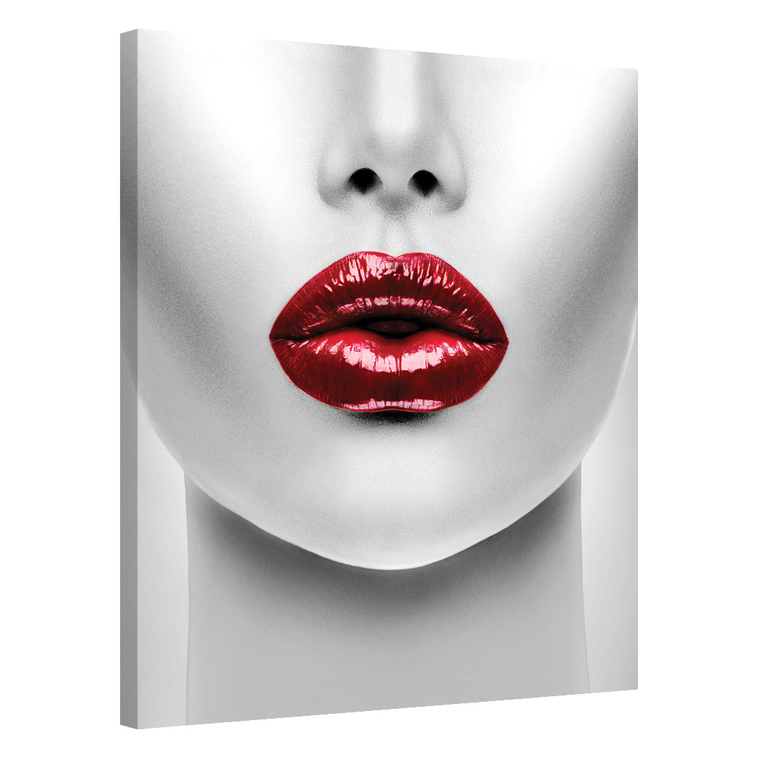 Red Lips · Portrait_RDL435_0