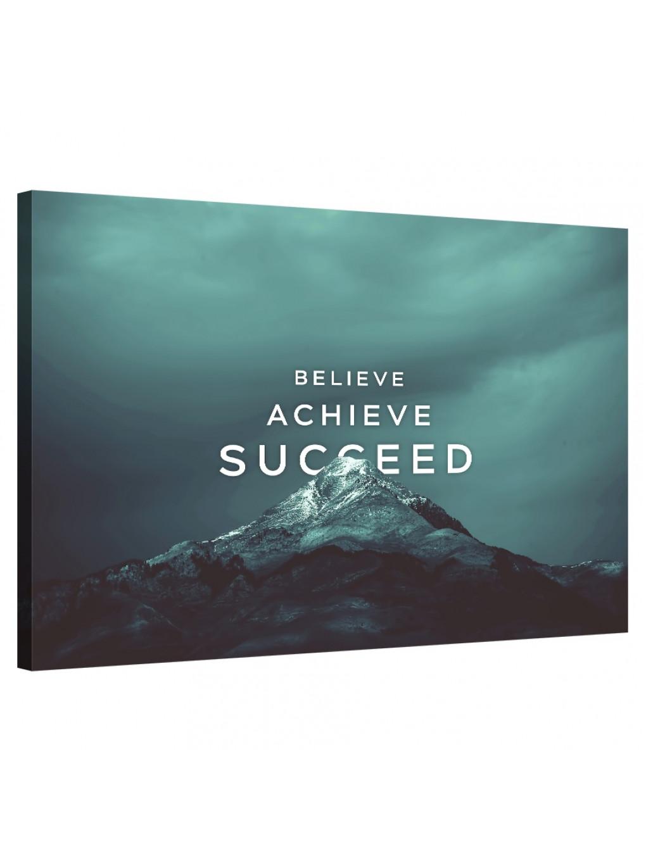 Believe · Achieve · Succeed_BAS888_0
