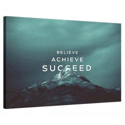 Believe · Achieve · Succeed
