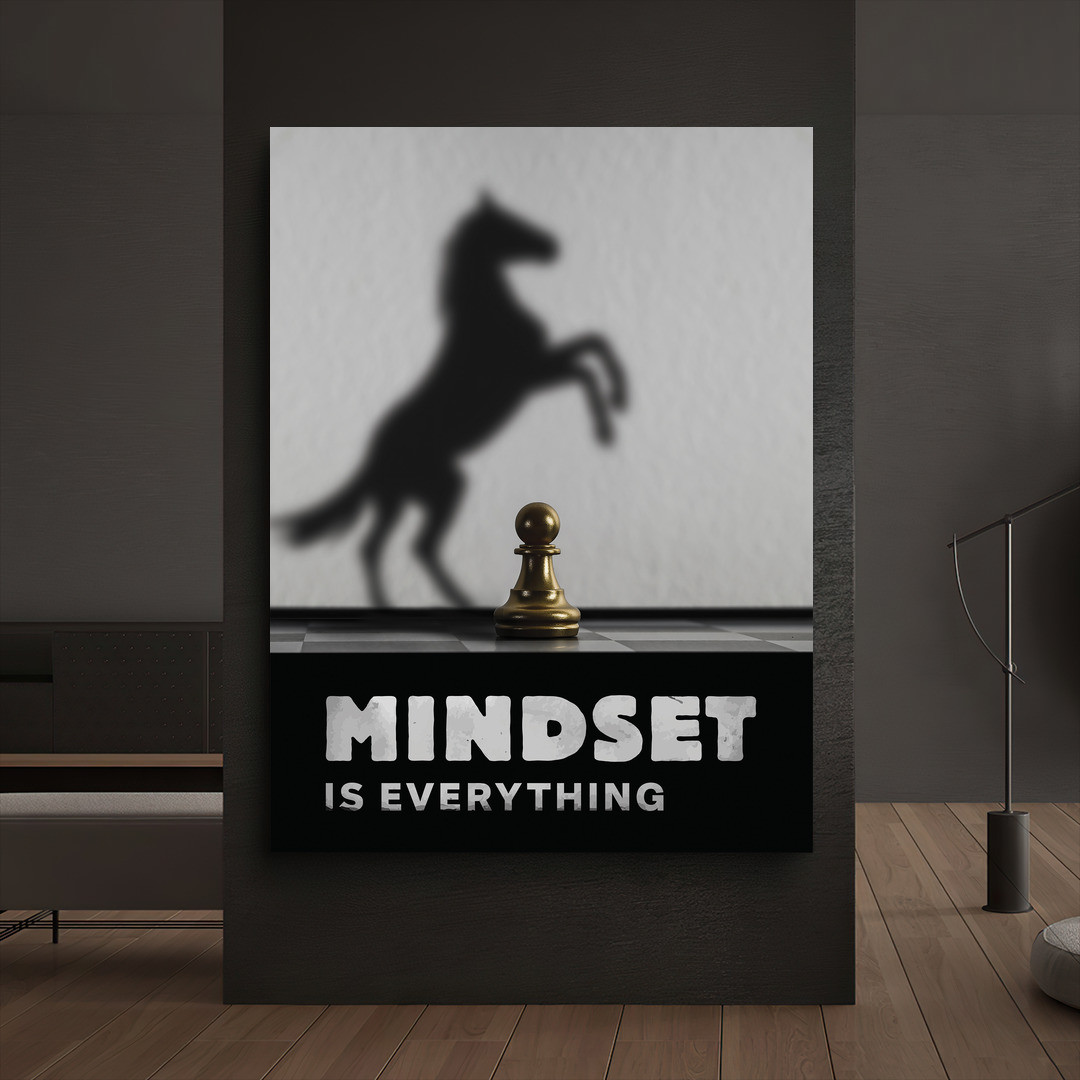 Mindset is Everything · Chess Edition_MECE487_4