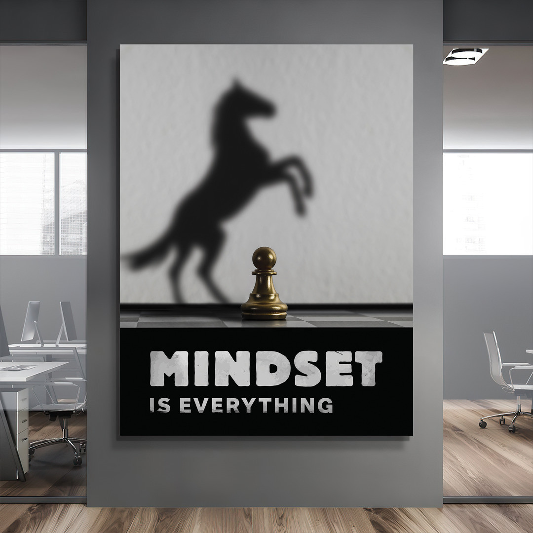 Mindset is Everything · Chess Edition_MECE487_3