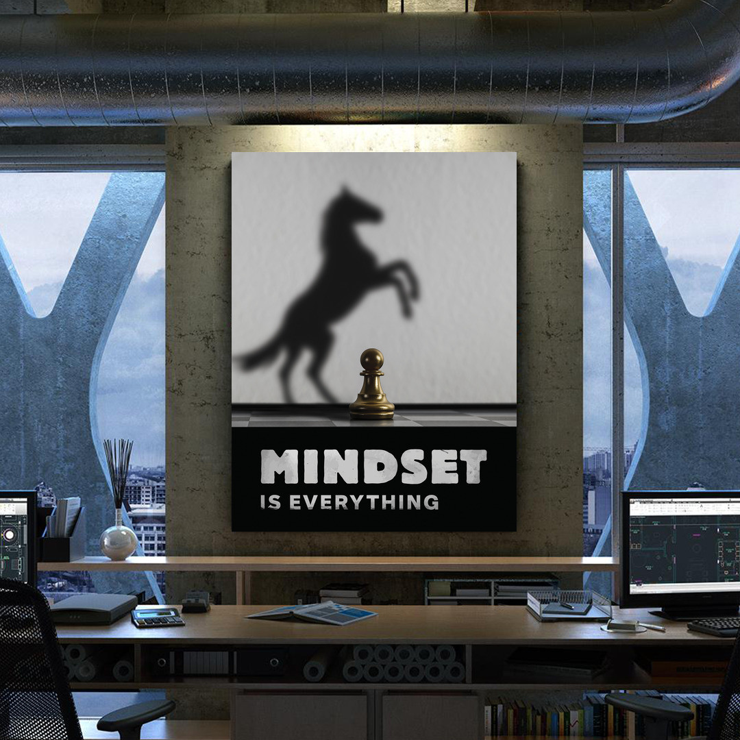 Mindset is Everything · Chess Edition_MECE487_6
