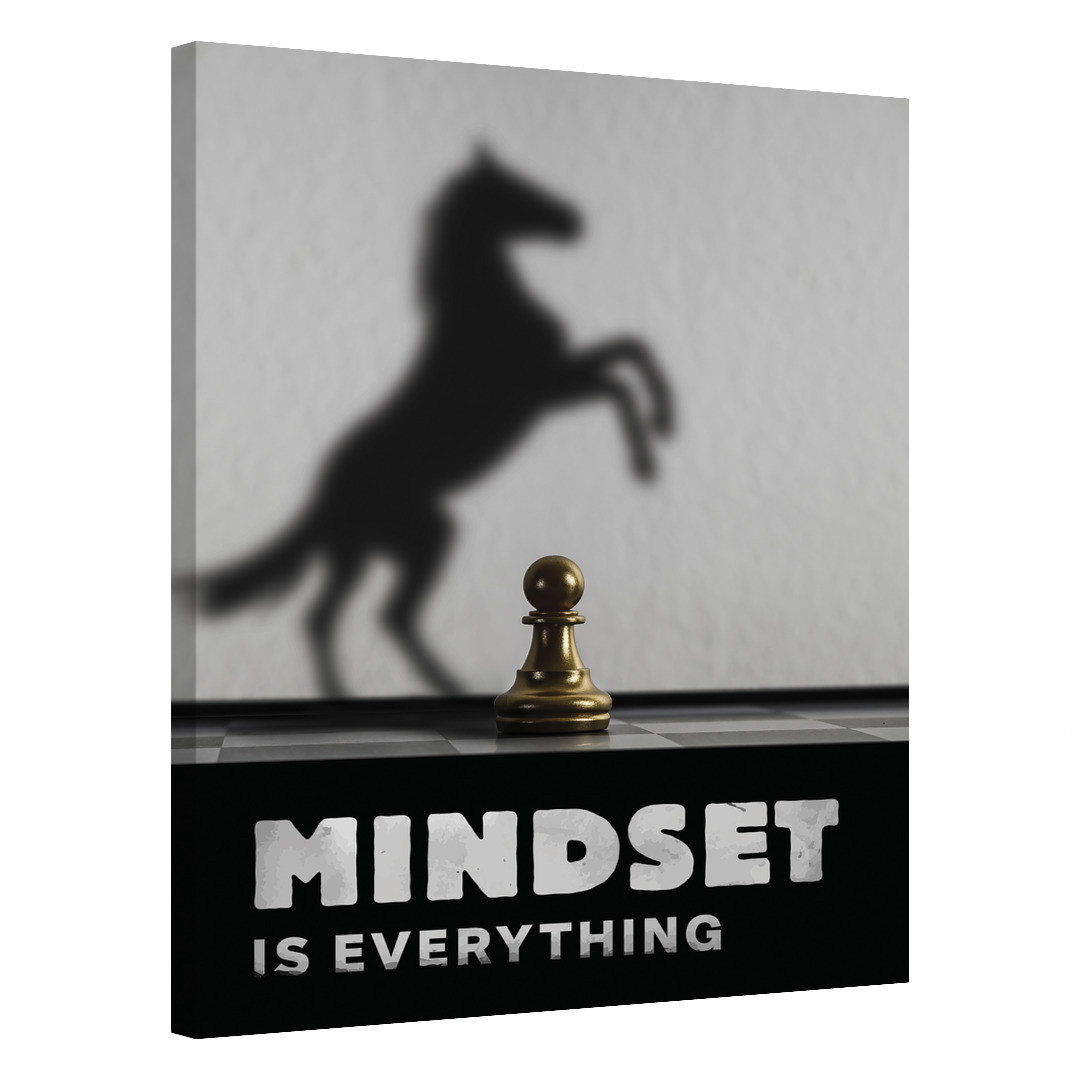 Mindset is Everything · Chess Edition_MECE487_0