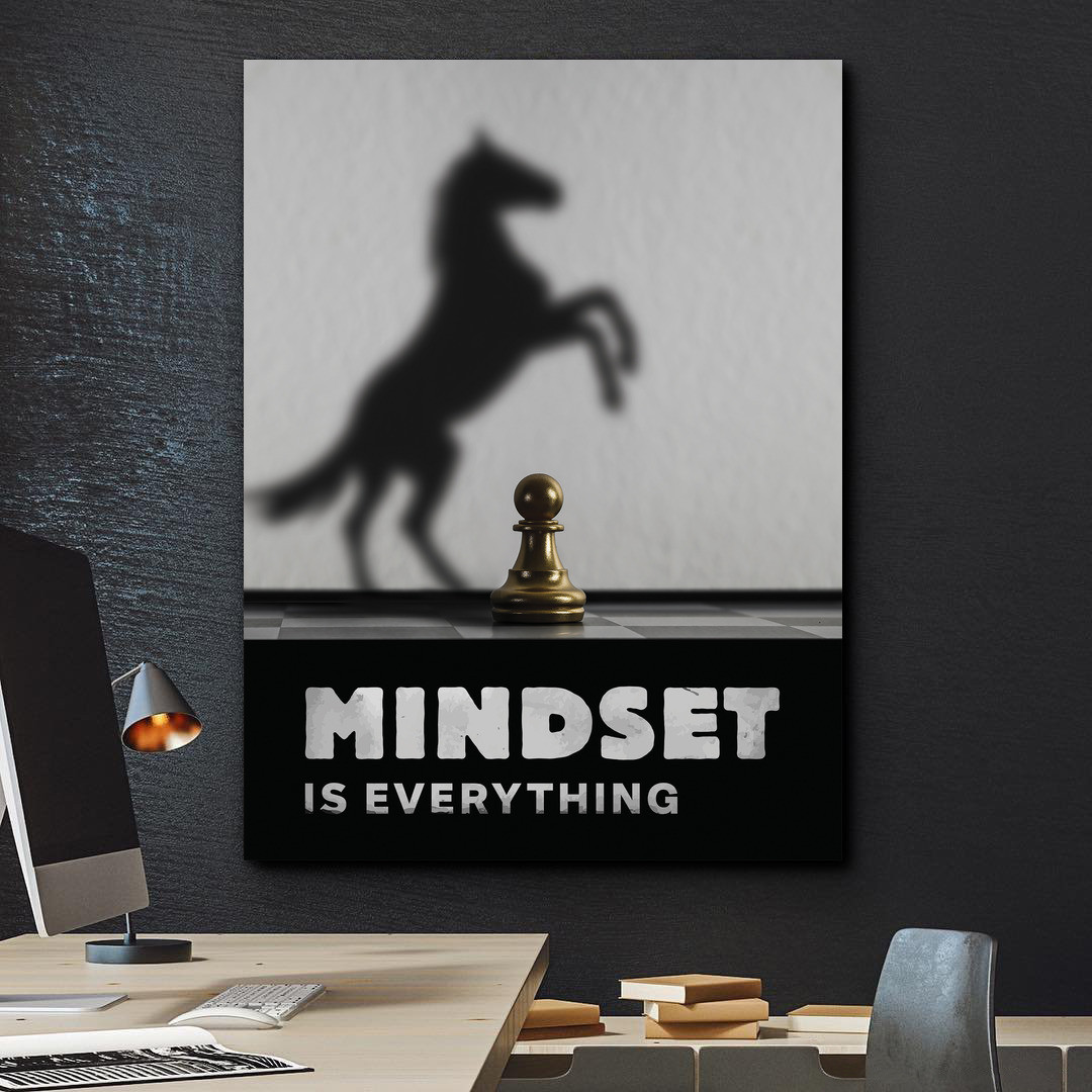 Mindset is Everything · Chess Edition_MECE487_2