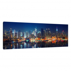 Tablou Canvas Personalizat Panoramic