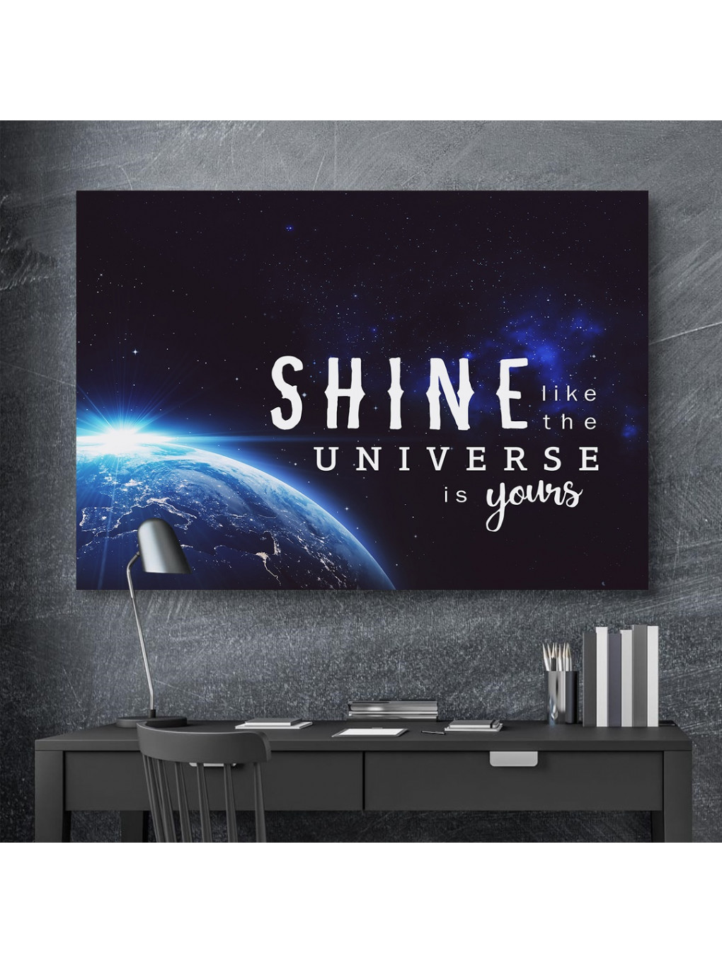 Shine like the universe is yours_SHN510_2