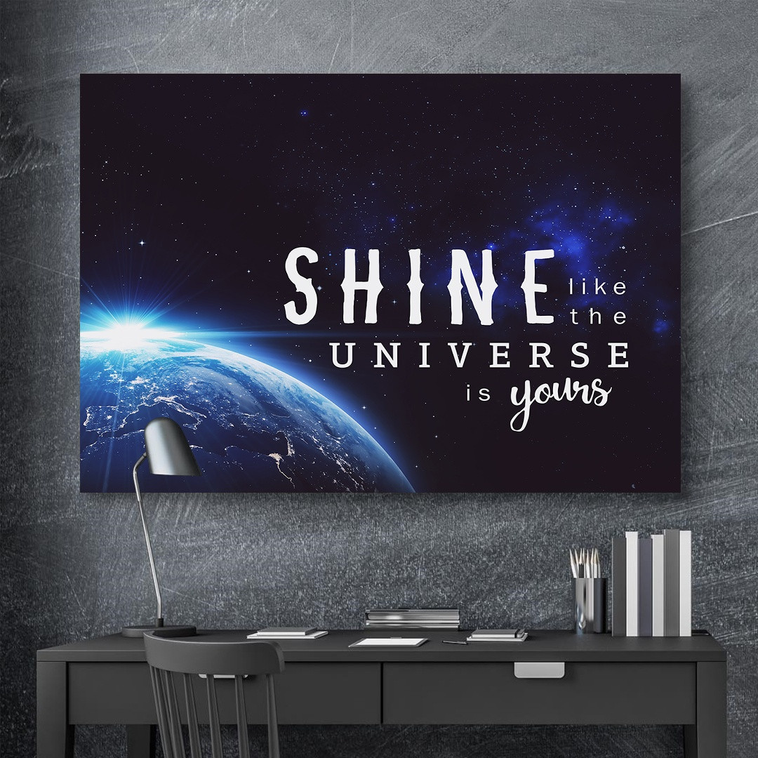 Shine like the universe is yours_SHN510_7