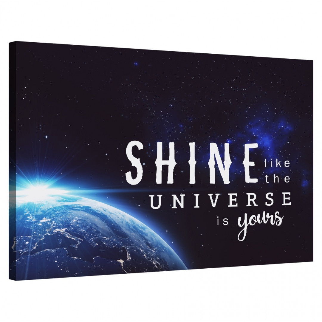 Shine like the universe is yours_SHN510_0