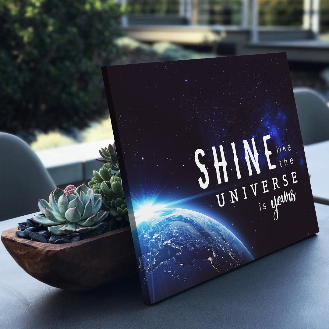 Shine like the universe is yours_SHN510_5