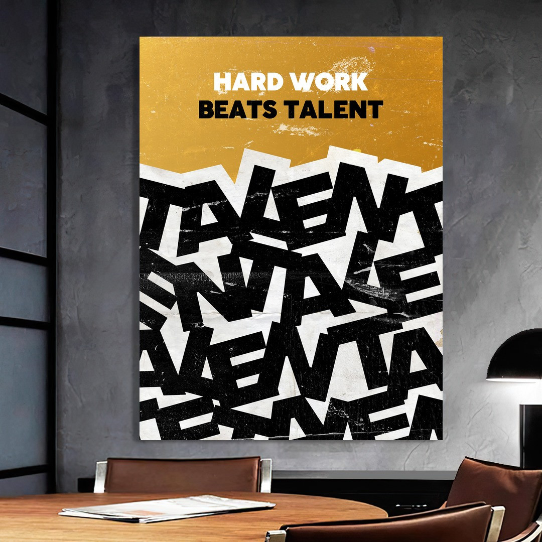 Hard Work Beats Talent_HWBT557_3