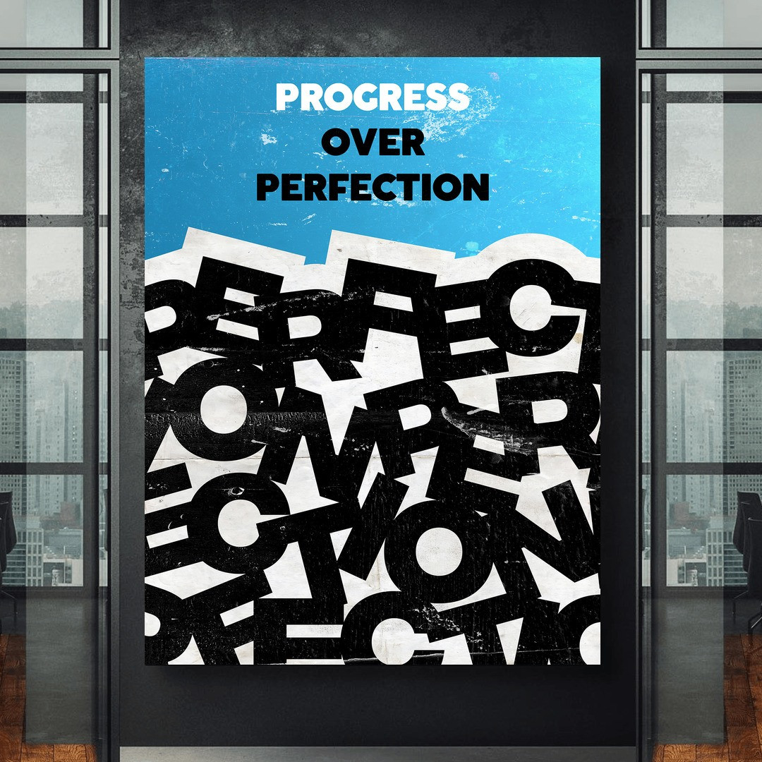 Progress Over Perfection_POP558_1