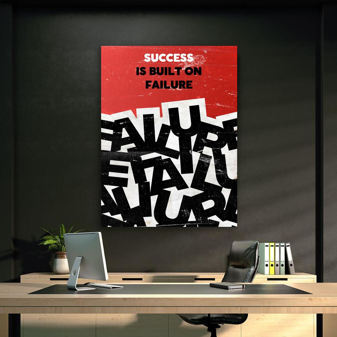 Success Is Built On Failure_SBF559_4