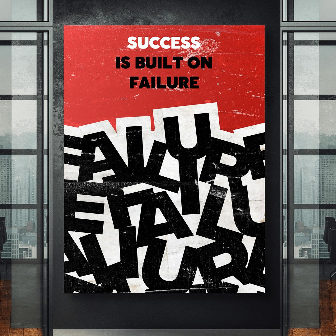 Success Is Built On Failure_SBF559_2