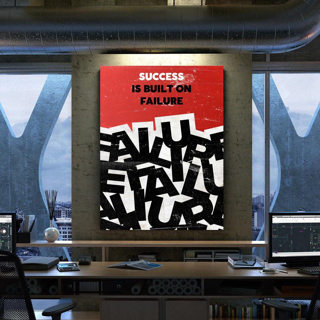 Success Is Built On Failure_SBF559_3