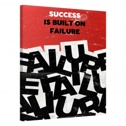 Success Is Built On Failure