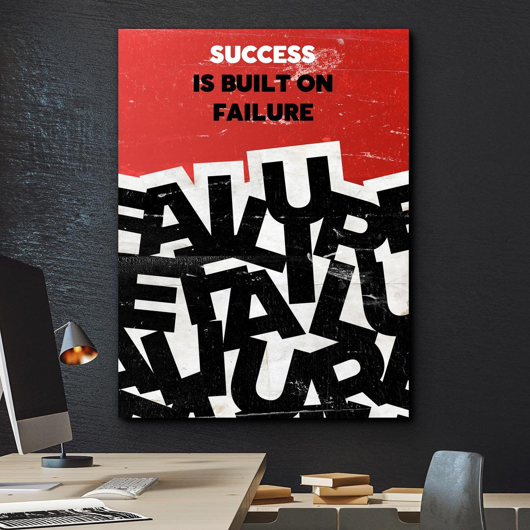 Success Is Built On Failure_SBF559_5