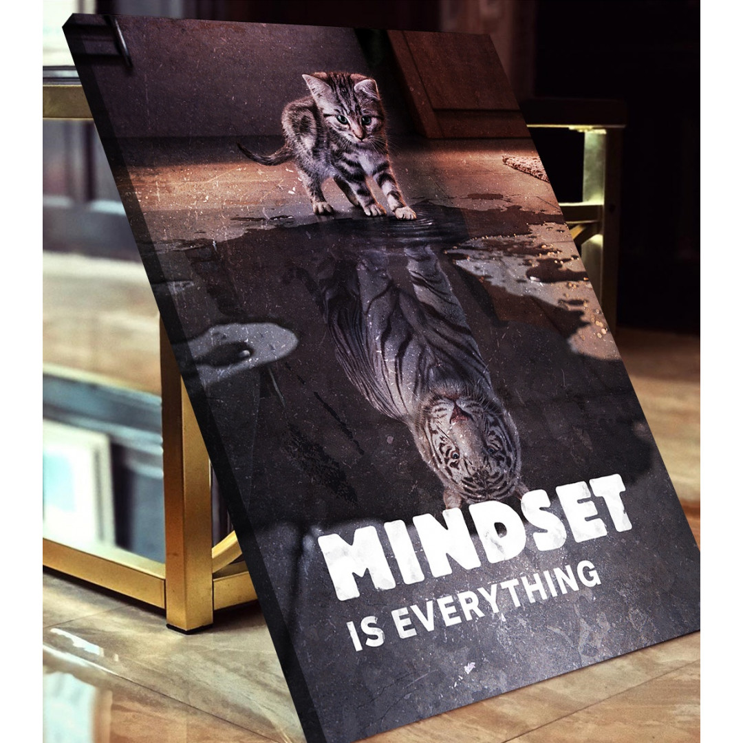 Mindset is everything  (Tiger)_MND670_3